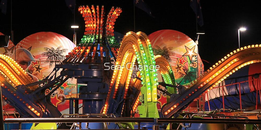 Fairground Lights by Sea-Change
