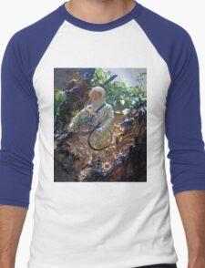 ~Astronaut Joe~ Men's Baseball ¾ T-Shirt