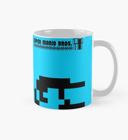 Super Mario Bros Minimal Design Mug