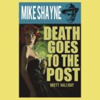 Mike Shayne - Death Goes To the Post by perilpress