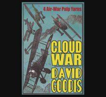 David Goodis - Cloud War by perilpress