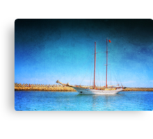 Nautical party Canvas Print