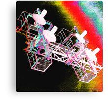 Ultrascope Canvas Print