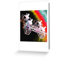 Ultrascope Greeting Card