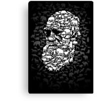 Darwin; Endless Forms Canvas Print