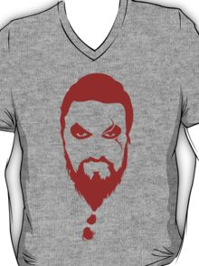 Khal Drogo Red Game of Thrones T-Shirt