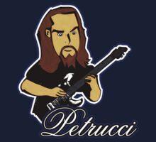 John Petrucci by Rodrigo Marckezini