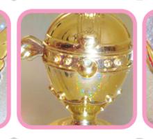 Sailor Moon's Battle Gear Sticker