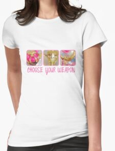 Choose Your Weapon Sailor Moon Style T-Shirt