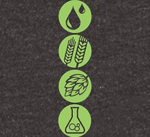 BEER: Water, Barley, Hops & Yeast T-Shirt