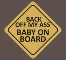 Baby on Board by ezcreative