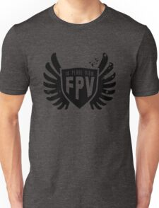 In plane view T-Shirt