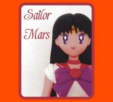 I am Sailor Mars  Kids Clothes