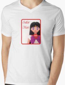 I am Sailor Mars  Mens V-Neck T-Shirt