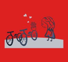 present in the bicycle Kids Clothes