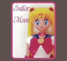 I am Sailor Moon Baby Tee