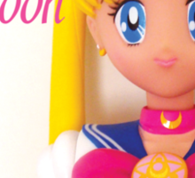 I am Sailor Moon Sticker
