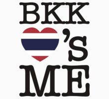 BKK LOVES ME by iloveisaan