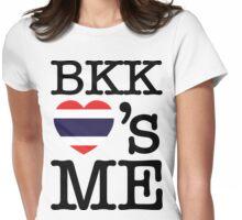 BKK LOVES ME Womens Fitted T-Shirt
