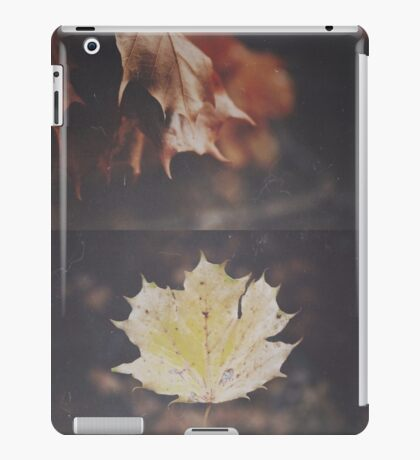 Seasonal Wilt iPad Case/Skin