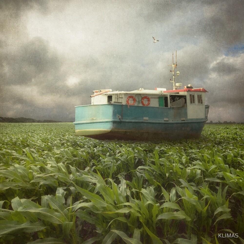 Cornboat by KLIMAS