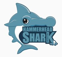 Shark, Blue Hammerhead Shark  Kids Clothes