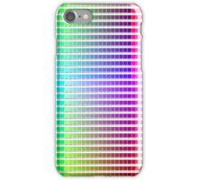 Hexidecimal Color Chart  iPhone Case/Skin