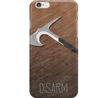 Tamriel Shout - Disarm iPhone Case/Skin