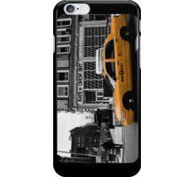 NoHo Star Yellow Cab iPhone Case/Skin
