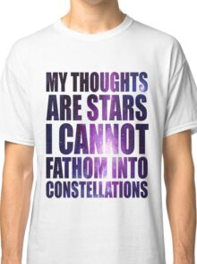 Constellations - TFioS Classic T-Shirt
