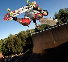 Judo air by AMPMphotography