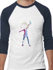 iZombie - Liv 2 the Max! Men's Baseball ¾ T-Shirt