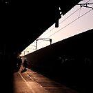 An early morning walk by Antony Pratap