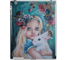 """Alice in Wonderland """"Lost in Wonderland"""" iPad Case/Skin"""