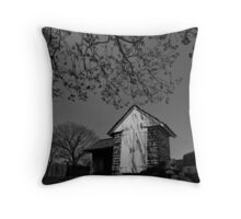 Peter Wentz Farmstead Throw Pillow