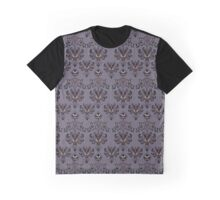 Haunted Mansion - the wallpaper eyes XL Graphic T-Shirt