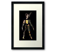 wonder woman 1 Framed Print