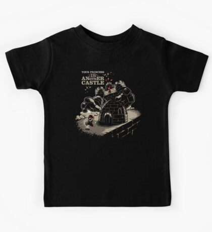 Your Princess IS Another Castle... Kids Clothes