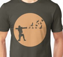 Birzooka silhouette Unisex T-Shirt