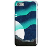 Tamriel Shout - Clear Skies iPhone Case/Skin
