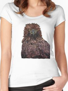 Golden Eagle Women's Fitted Scoop T-Shirt