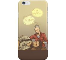Uncharted LOVE iPhone Case/Skin