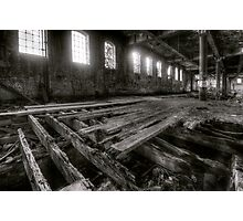 Urban Decay 1.0 Photographic Print