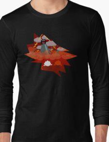 Evil Ivan Long Sleeve T-Shirt