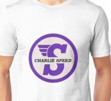 Charlie Speed.  Unisex T-Shirt