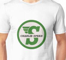 Charlie Speed Green Unisex T-Shirt