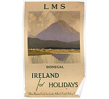 Vintage poster - Ireland Poster