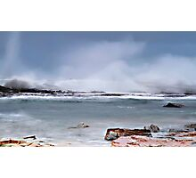 Stormy Waters Photographic Print