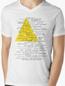 It's a Conspiracy... Mens V-Neck T-Shirt