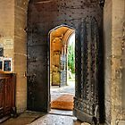 Fairford Through The Door by hebrideslight